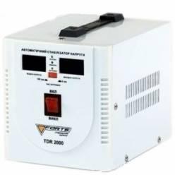 Стабилизатор напряжения однофазный FORTE TDR-2000VA